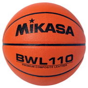 balon mikasa basketball premium composite leather bwl110