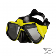 careta leader explorer sr. yellow-black