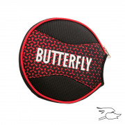 estuche butterfly melowa head case red