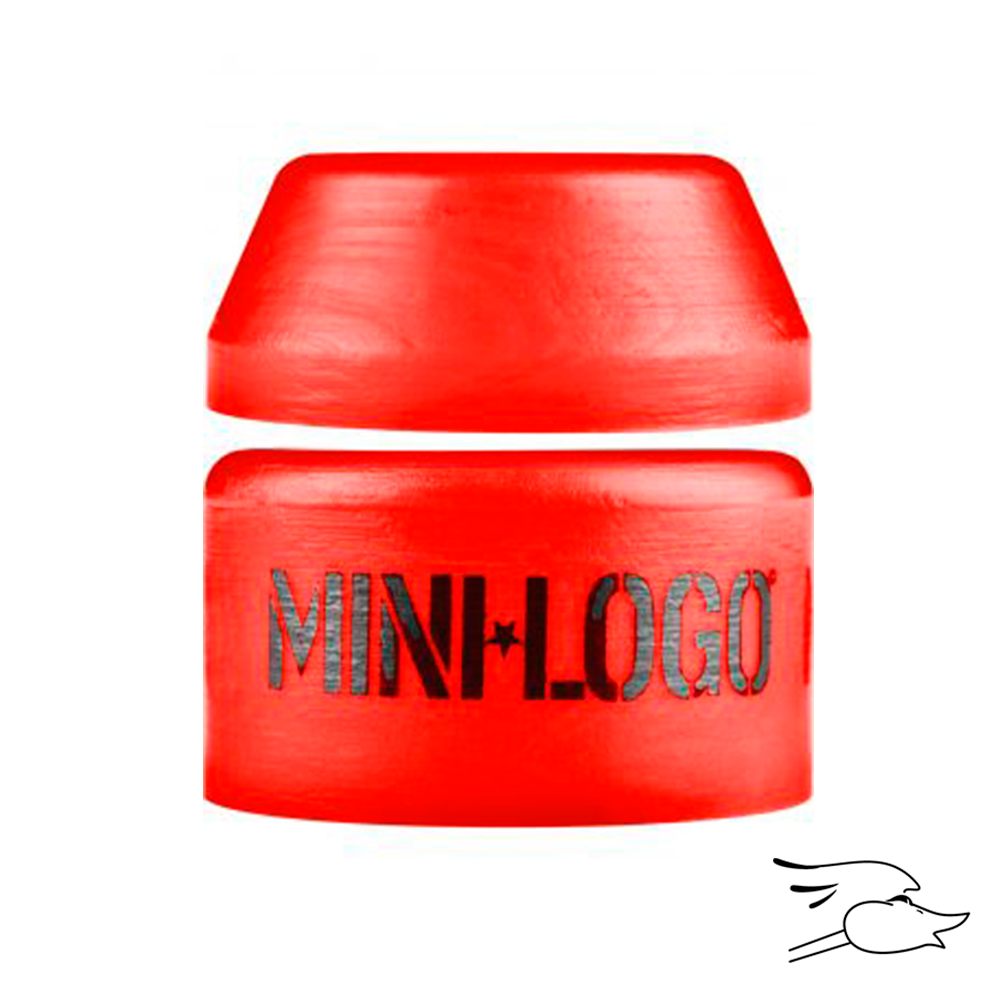 CAUCHOS MINILOGO HARD RED