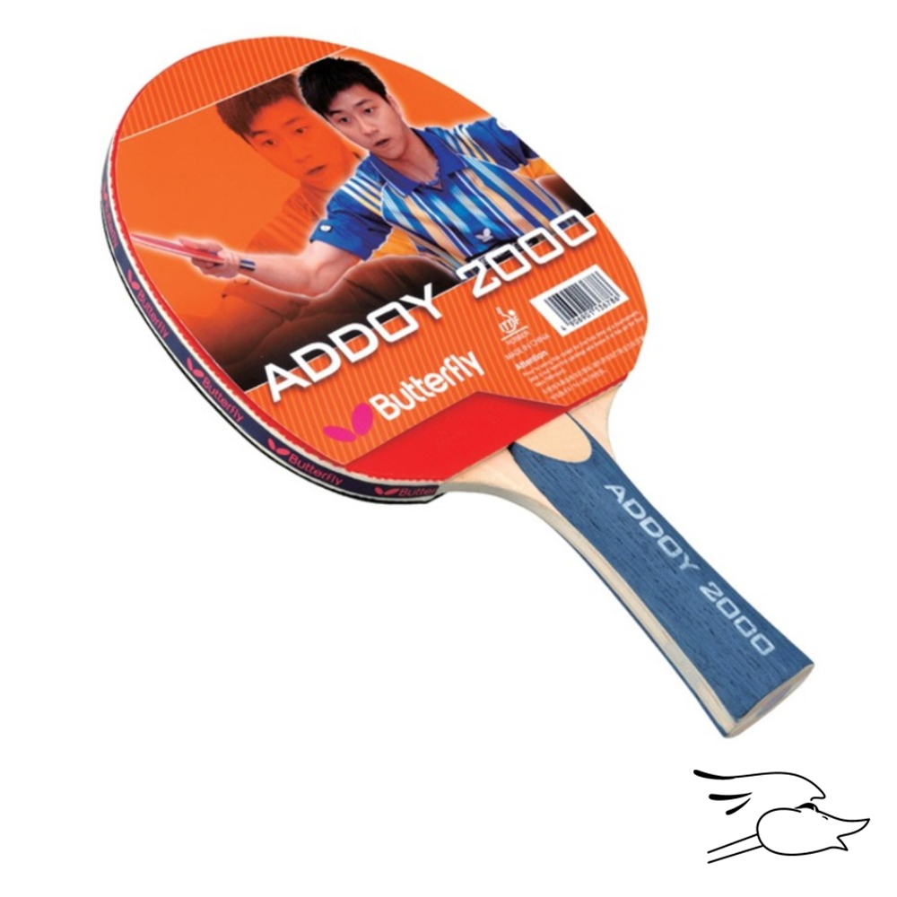 RAQUETA BUTTERFLY PING PONG ADDOY 2000