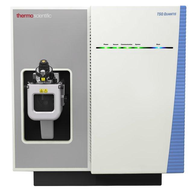 Espectrómetro de masas de triple cuadrupolo TSQ Quantis ™