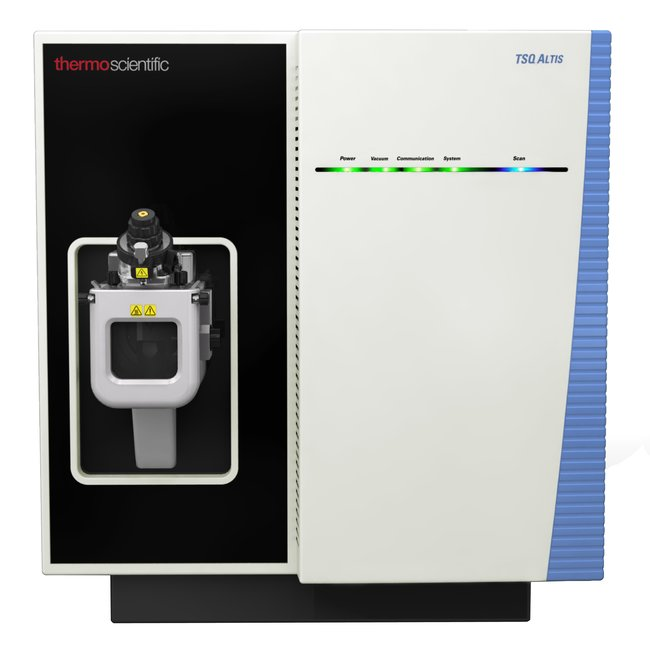 Espectrómetro de masas de triple cuadrupolo TSQ Altis ™