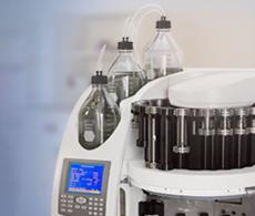 Extracción acelerada de solventes (ASE)