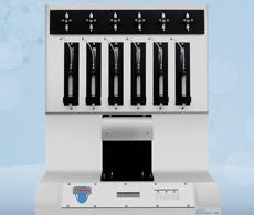 Extracción automatizada de fase sólida