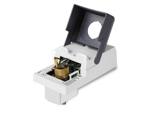 Detector de ionización de Conexión Instantánea de Llama (FID)
