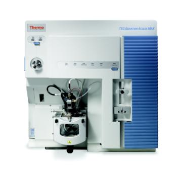 Espectrómetro de masas de triple cuadrupolo TSQ Quantum™ Acc