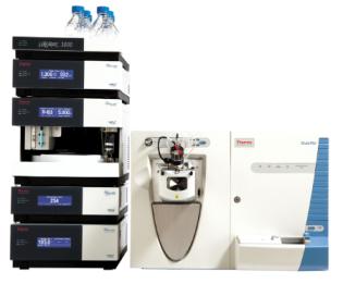 Espectrómetro de masas de Trampa Iónica Lineal Velos™ Pro