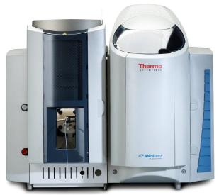 Espectrómetro de Absorción Atómica iCE™ 3300