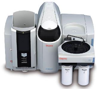 Espectrómetro de Absorción Atómica iCE™ 3400