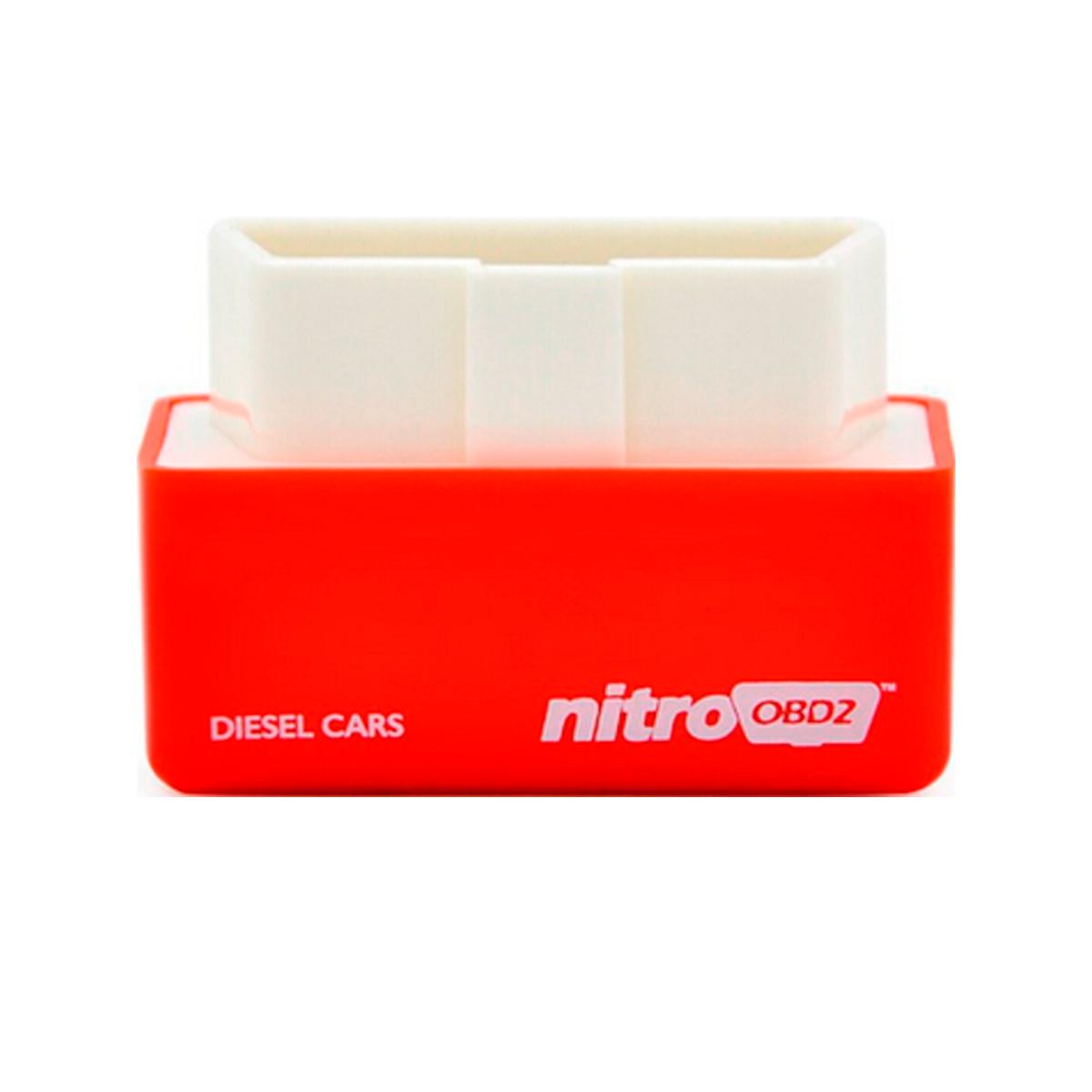 Nitro OBDII Diesel Tuning Box - Diagnóstico automotriz
